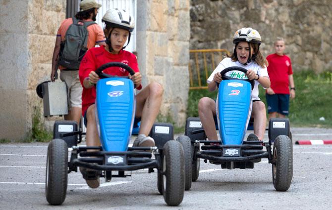 Karts amb pedals