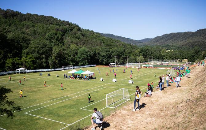 3 camps de futbol 11